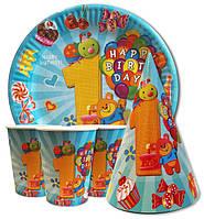 """Набор для детского дня рождения """" Первый годик"""" м"""