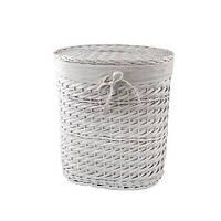 Корзина для белья плетеная с крышкой Eva L AWD02241081