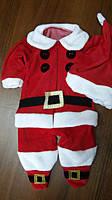 Детский новогодний костюм санта