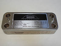 Теплообменник ГВС вторичный пластинчатый Sime Brava ONE, Brava Slim. 25 BF/OF 12 пл. Art. 6265656