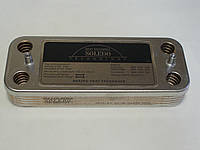 Теплообменник ГВС вторичный пластинчатый Sime Brava ONE, Brava Slim 25. BF/OF 10 пл. Art. 6265656