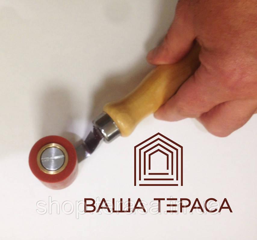 Валик з термостійкого каучука
