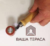 Валик з термостійкого каучука, фото 1