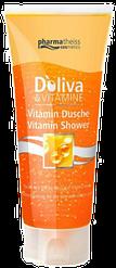 Долива D'оliva&Vitamine гель для душа 200 ml