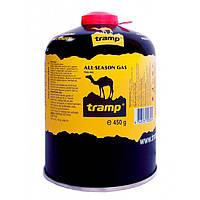 Баллон 450 грамм (резьбовой) Tramp TRG-002