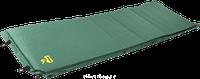 Cамонадувающийся коврик с кнопками Tramp TRI-004 (PS 75D 188x66x5см)