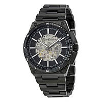 Часы мужские Michael Kors Wilder Black IP Steel Automatic MK9023