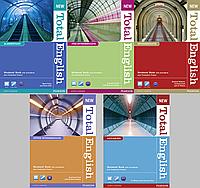 Учебник английского языка для филологических факультетов ВУЗов Total English New (Student's Book + Workbook)