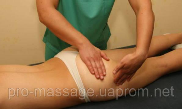 Медовый массаж (общий, антицелюлитный) 1 час