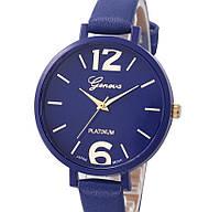 Часы Geneva (dark blue)
