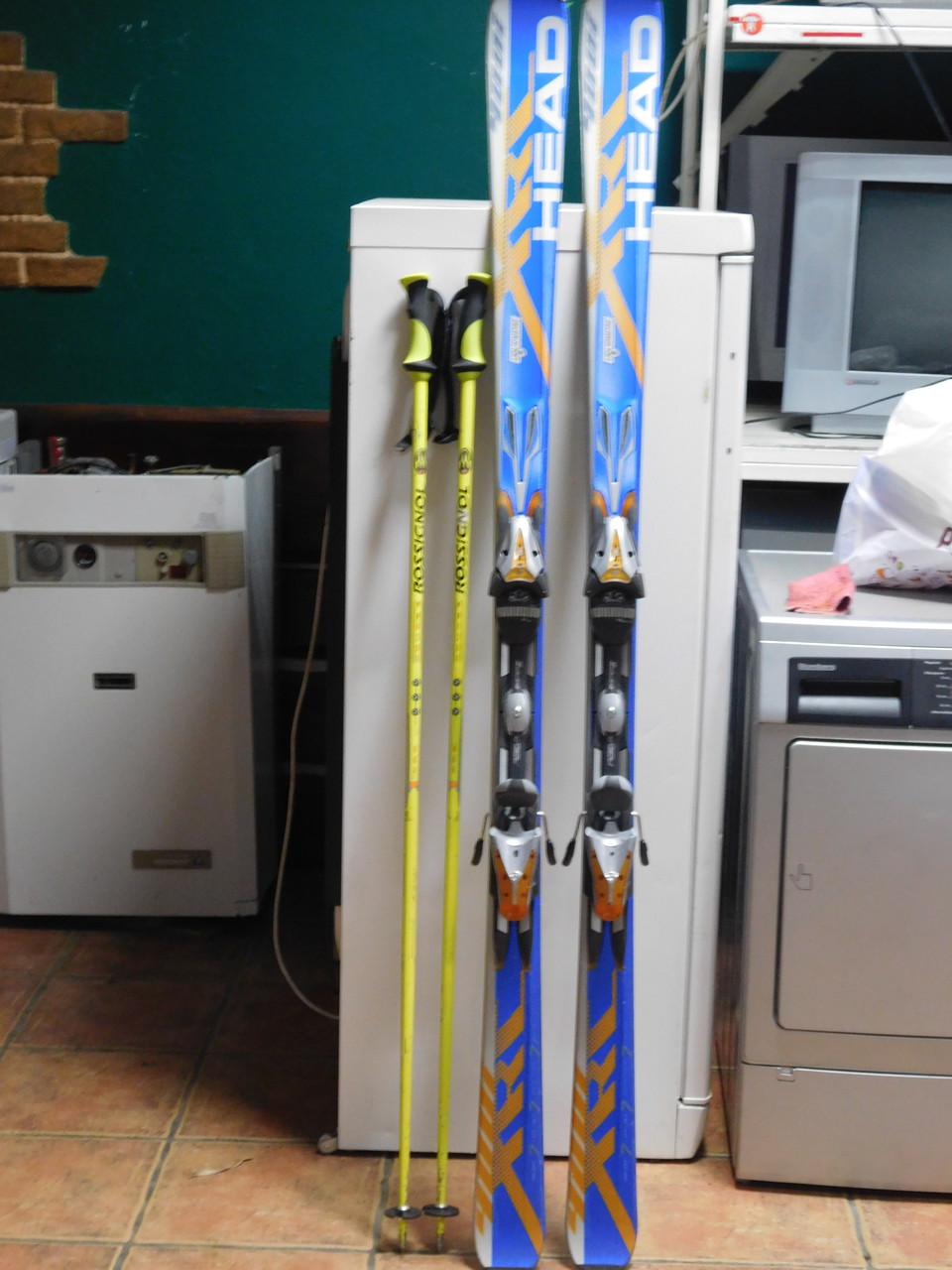Head xrc 400i , 177cm, гірські лижі для карвінгу, оригінал