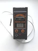 Цифрозвуковой терморегулятор Рябушка