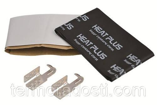 Комплект для подключения пленки (2 коннектора + 20см. бутил. ленты)