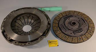 Комплект сцепления на Renault Trafic 2001-> 1.9dCi — Renault (Оригинал реставрация) - 7711368146