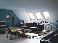 Мансардные окна Velux GZL 1059 94*140