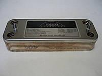 Теплообменник ГВС вторичный пластинчатый Ariston Microgenus Plus. 14 пл. Art. 998483