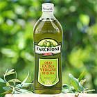 Оливковое итальянское масло Farchioni Olio Extra Vergine 1 л., фото 3