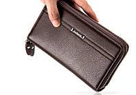 Клатч портмоне Baellerry WA417br коричневый