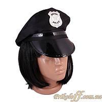 """Шляпа """"Полицейский"""", текстиль"""