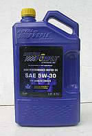 Масло моторное АВТО Royal Purple API 5w-30 фасовка 4.73л /5 кварт