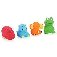 Игрушки для купания звери Baby Ono