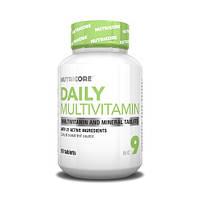 Витамины и минералы Nutricore Daily Multivitamin (90 таб.)