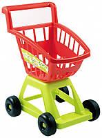 Тележка для супермаркета Ecoiffier (001226)