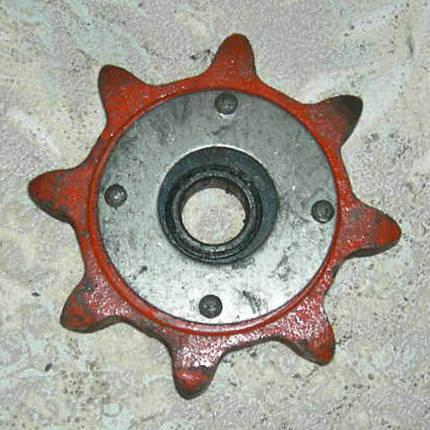 Звездочка Z-8 t=38 натяжная Н.206.12.000А, фото 2