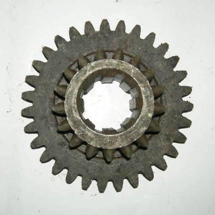 Блок шестерен 54-60637А, фото 2