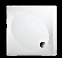 PAA Поддон ART KV 100 (White) DPART90X120/00  с панелью