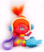 Фигурка с клипсой Trolls DJ Suki 10.5 см (6201F), фото 1