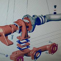 Переоборудования двигателя Д-240 под турбину, фото 2