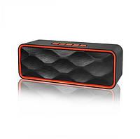 Портативная акустика bluetooth MP3 Music MegaBass XC-Z8, фото 1