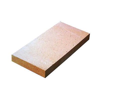Шамотная плита  500x200x30 мм.  AW, фото 2