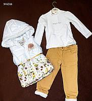 Комплект одежды для девочек (4244)
