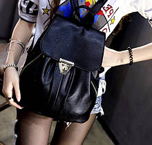 Модный городской рюкзак с боковой молнией, фото 3