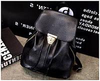 Модный городской рюкзак с боковой молнией