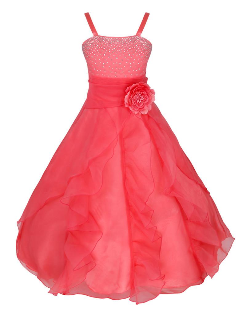 Платье праздничное, бальное детское, подростковое
