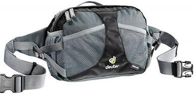 Поясная сумка Travel belt Deuter 7410 черно-серый