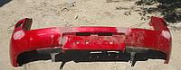 Бампер задний Toyta RAV-4 2005-2010 б/у Розовый