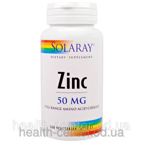 Цинк хелат 100 капс 50 мг здоровье простаты, повышение уровня ...