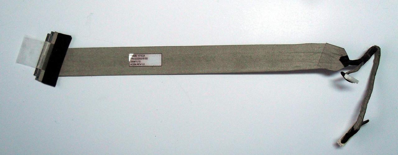 213 Шлейф матрицы Acer Aspire 1670 Travelmate 2200 LW80 - DC025078100
