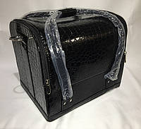 Кейс для косметики бьюти кейс черный, фото 1