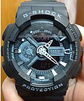 Casio G-Shock GA 110 черные black