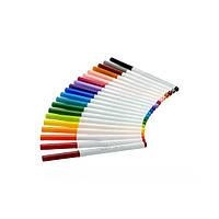 Crayola Фломастеры 20 цветов 20 Ct Washable Super Tip Markers