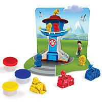 Набор для творчества с пластилином Spin Master Paw Patrol Activity Бухта приключений (SM26502)