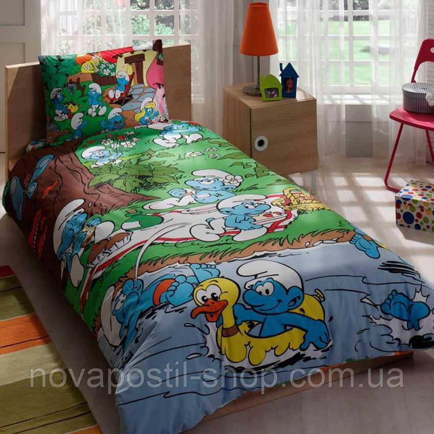 Комплект подросткового постельного белья ТАС SIRINLER PICNIC