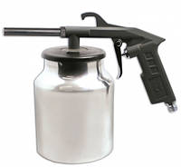 Werk ASB-1010 Пескоструйный пистолет с алюминиевым бачком