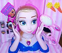 Голова куклы Фроузен для причесок