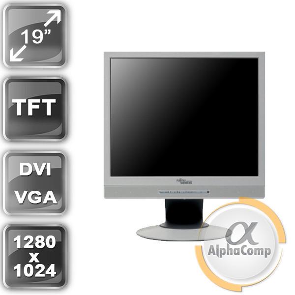 "Монитор 19"" Fujitsu B19-2 CI (TN/VGA/4:3/колонки) class A БУ"